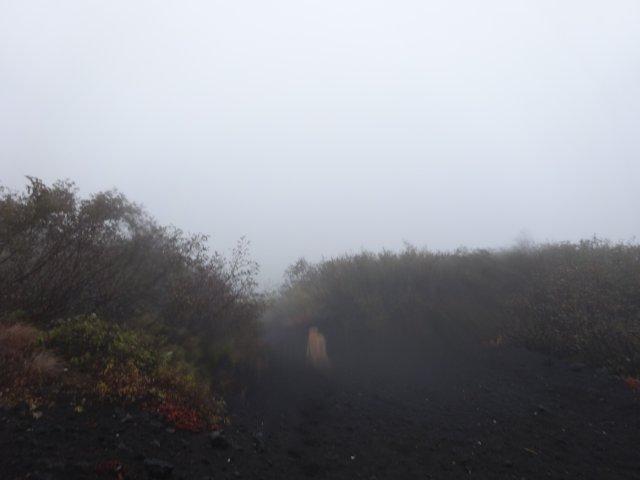 富士山 須走口 犬登山 2015-10-16 269