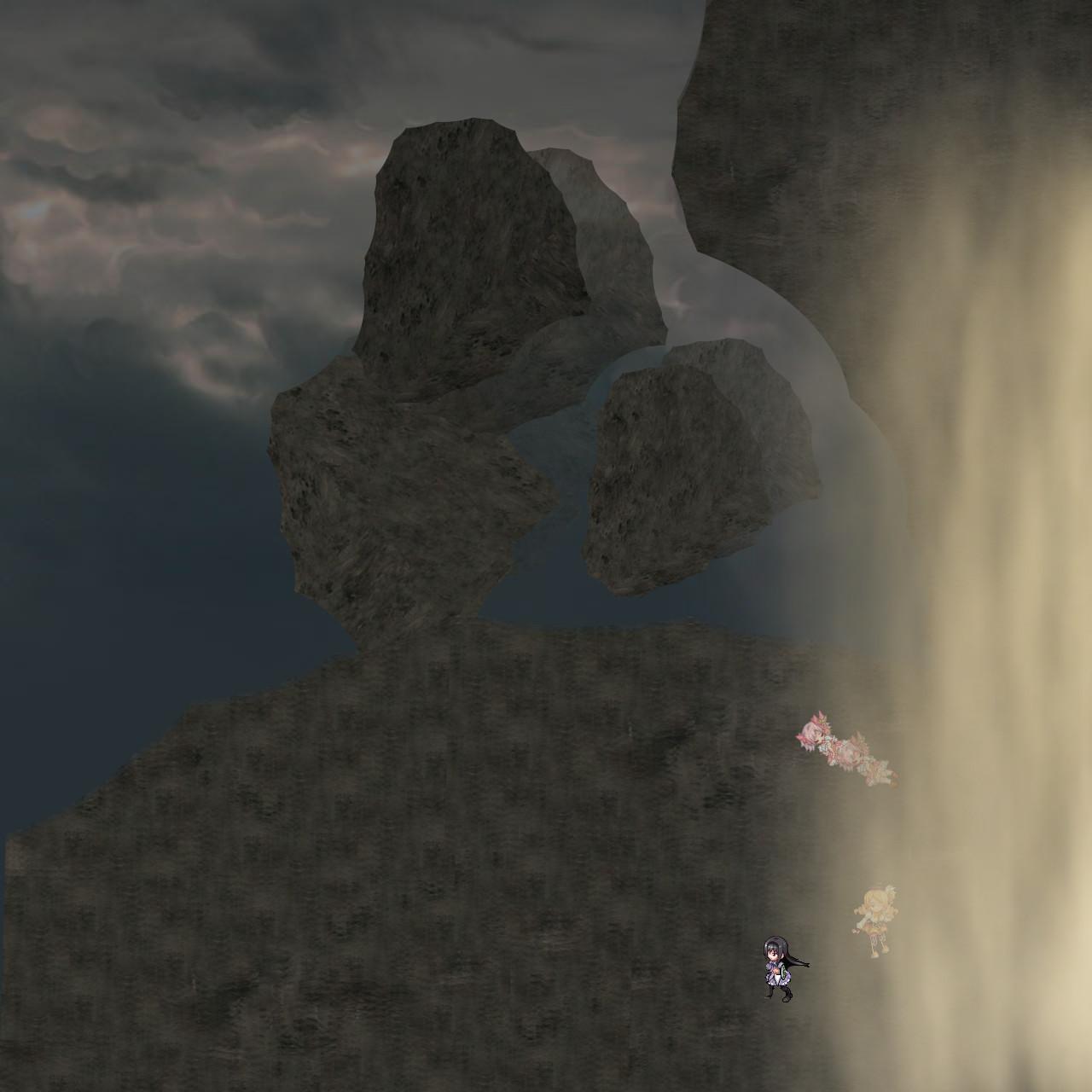 ワルプルギスの夜背天空の戦い15