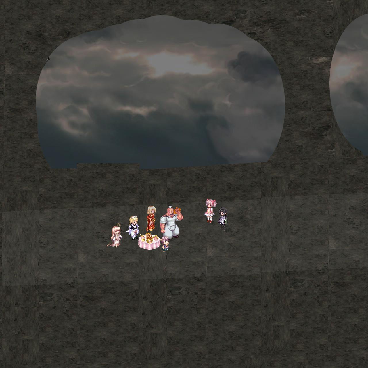 ワルプルギスの夜背天空の戦い52