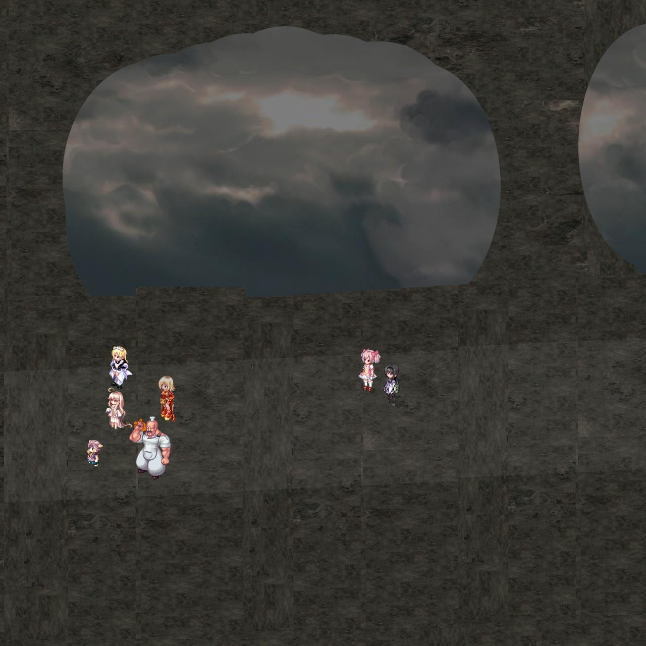 ワルプルギスの夜背天空の戦い58