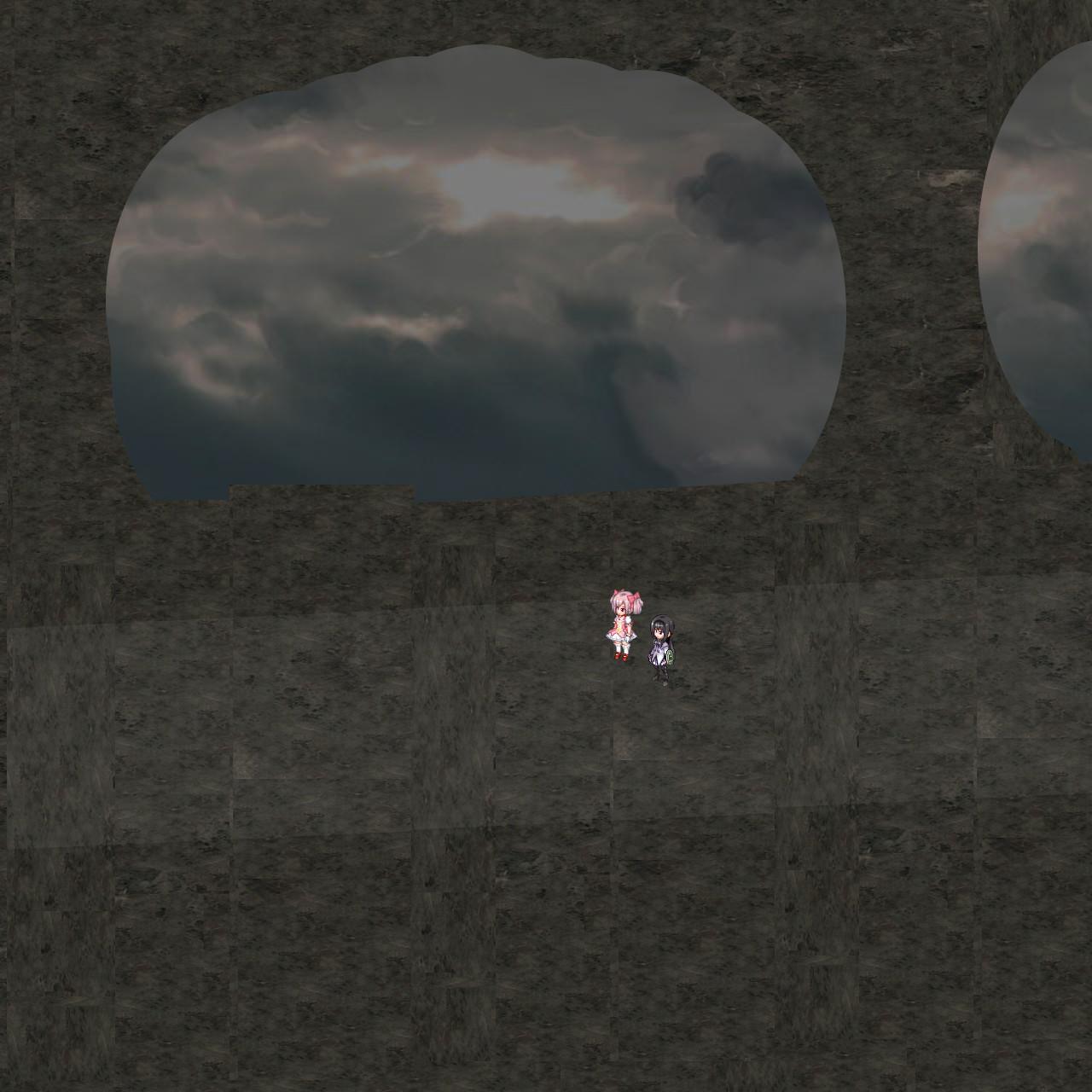 ワルプルギスの夜背天空の戦い59