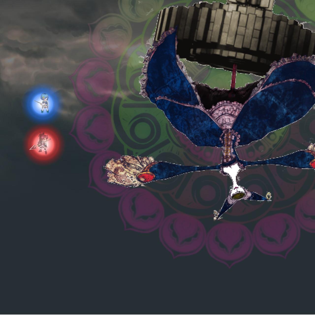 ワルプルギスの夜背天空の戦い69-8