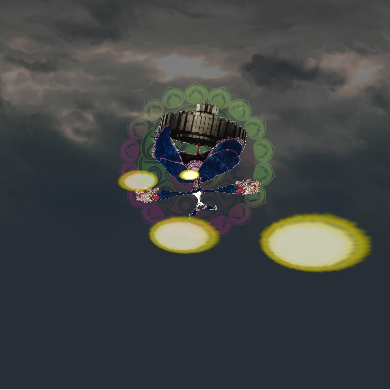 ワルプルギスの夜背天空の戦い69-22