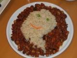 食事2おばけご飯