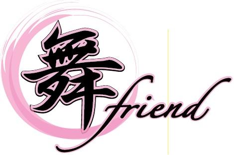 舞 friend ロゴ