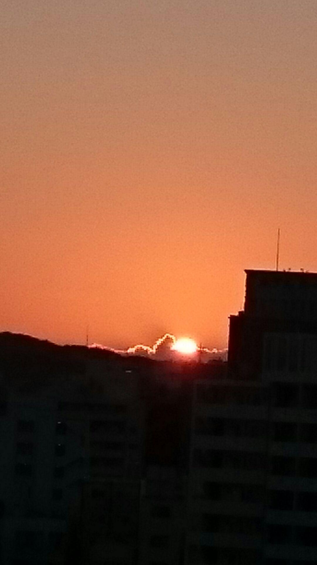 今朝の空№2