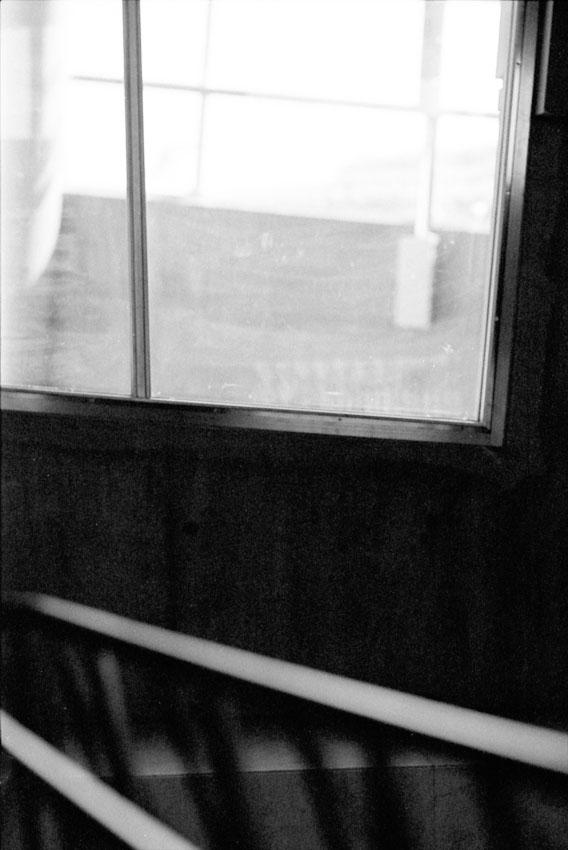 カリガリ博士の窓