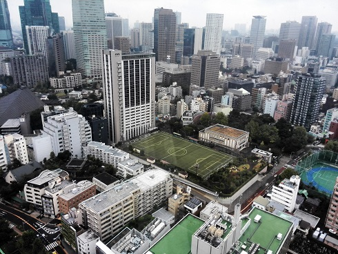 5 東京タワーより