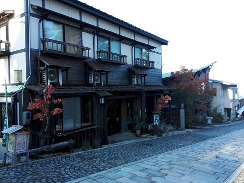 1 大山寺の旅館