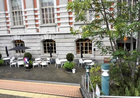 10 大阪市中央公会堂 レストラン