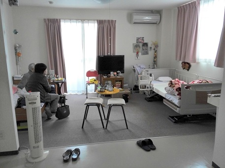3 ケアハウスの居室