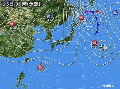 20151023c天気図