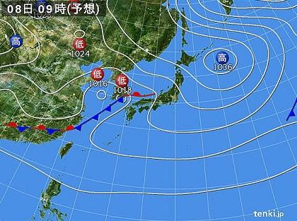 20151106c天気図