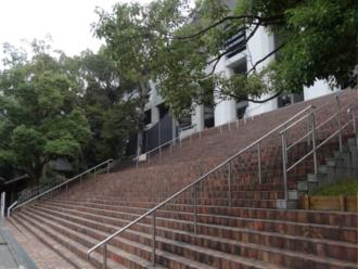 けいおん!聖地巡礼 白川通 京都芸術大学
