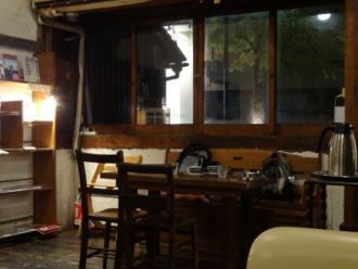 けいおん!聖地巡礼 カフェ さらさ西陣