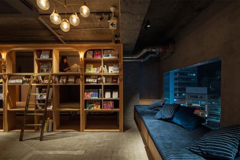 池袋に「泊まれる本屋」BOOK AND BED TOKYOが誕生!2