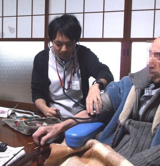 訪問看護実習1