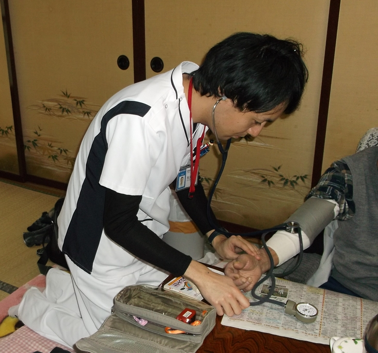 訪問看護実習2