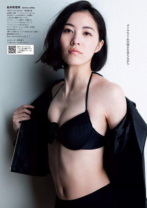 松井珠理奈水着画像b23