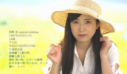 西野希美乳おっぱい画像a03
