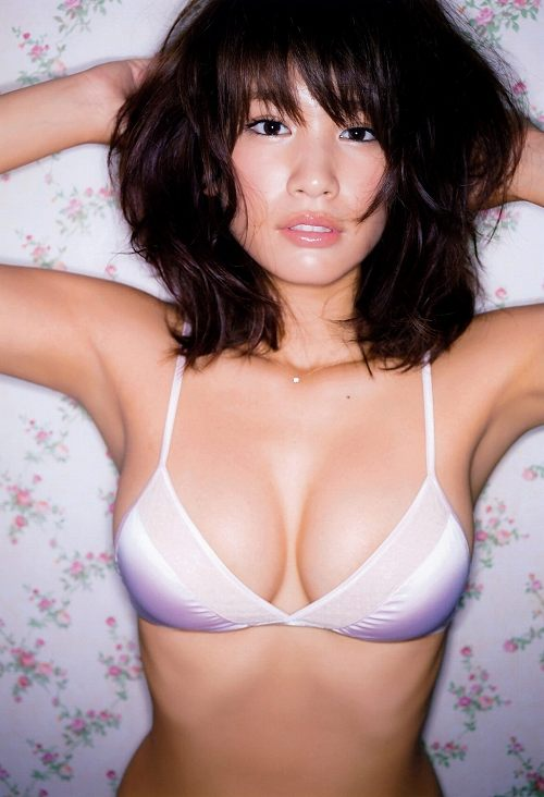 久松郁実巨乳おっぱい画像b92