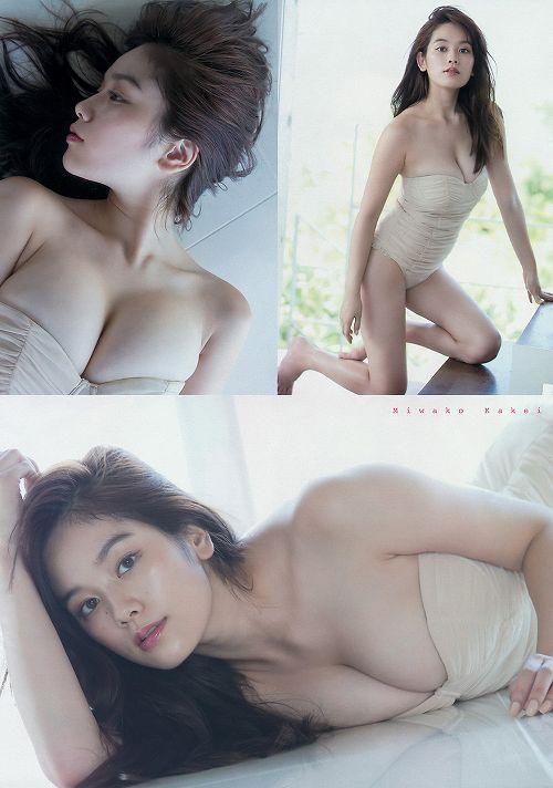 筧美和子爆乳おっぱい画像c13