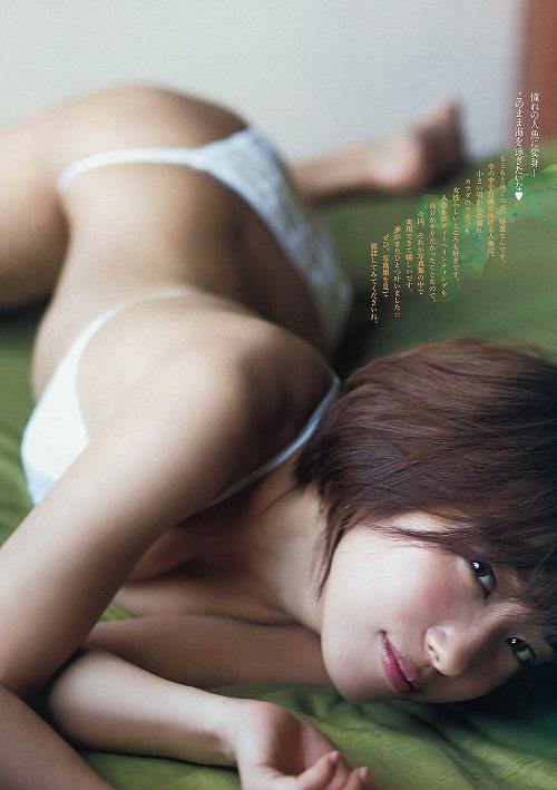 佐藤聖羅セミヌードおっぱい画像b02