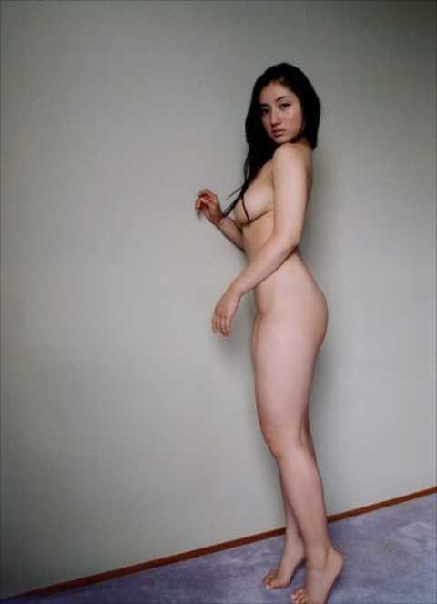 紗綾ヌード画像b13