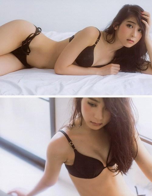 松岡菜摘グラビア画像c33