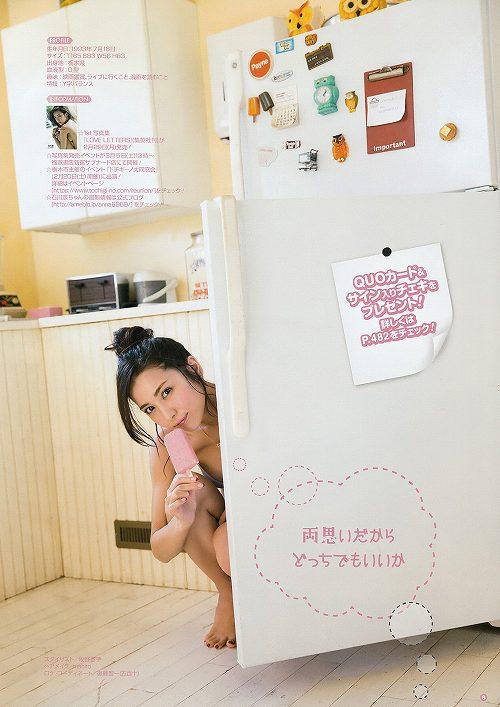 石川恋Dカップおっぱい画像c08