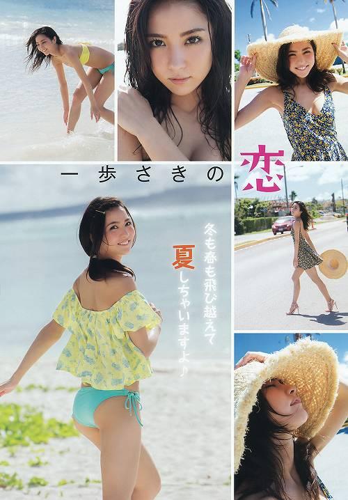 石川恋Dカップおっぱい画像c20
