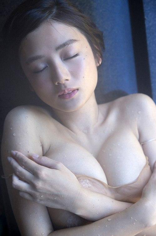 片山萌美巨乳おっぱい画像b35