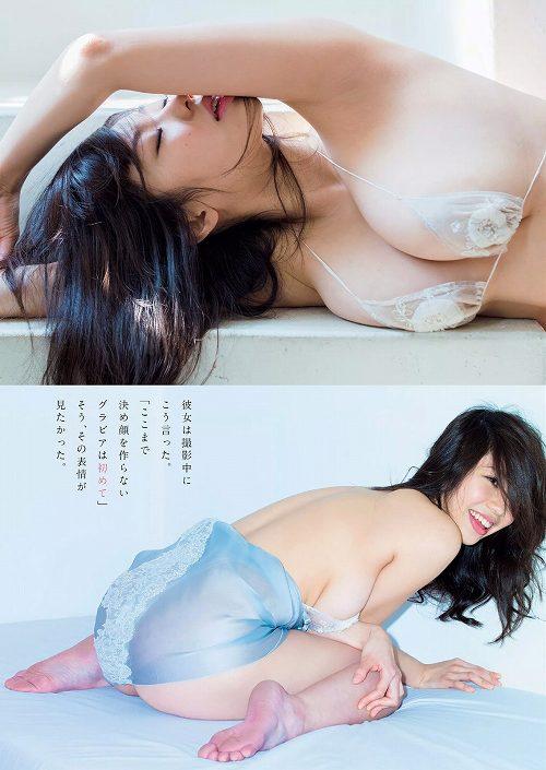 鈴木ふみ奈爆乳おっぱい画像c04