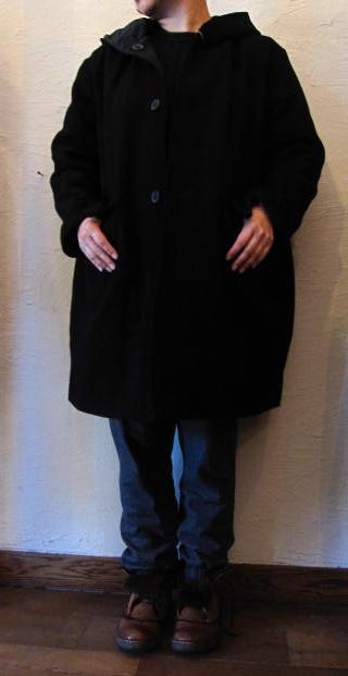 gauze coat