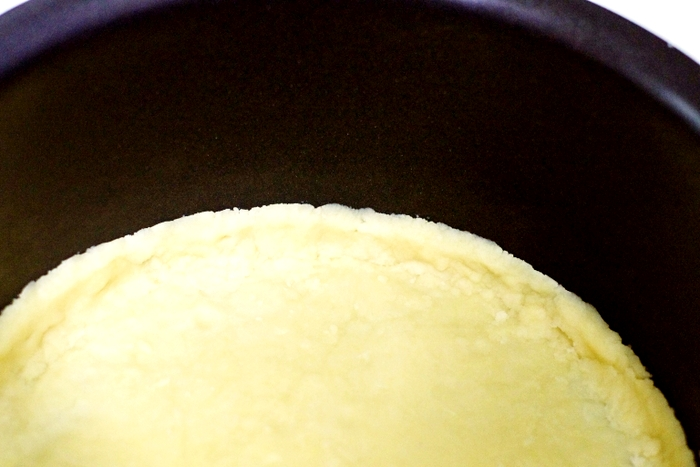 HM炊飯器タルト生地手順 (2)