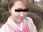 熟れすぎてごめん : 【無修正】北川麻里菜 おいしい美尻を着物で隠す可愛い熟女