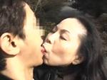 ダイスキ!人妻熟女動画 : 高齢母と息子が箱根・芦ノ湖へ二人旅で禁断交尾! 湯沢多喜子
