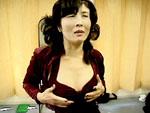 オバタリアン倶楽部 : 【無修正】山田千代子 初裏 美人五十路明るさの裏のエロ