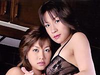 【無修正】衝撃のドスケベ美熟女姉妹アナル姦