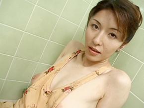 【無修正】美人人妻ザーメンゴックン 林原栄子