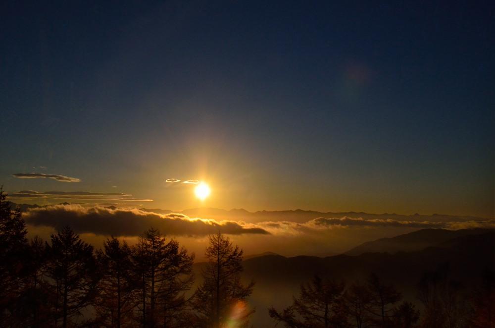 _ご来光後の雲DSC_6960