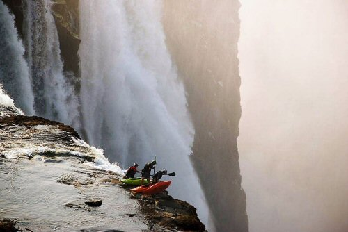 500 17 Extreme kayaking at Victoria Falls