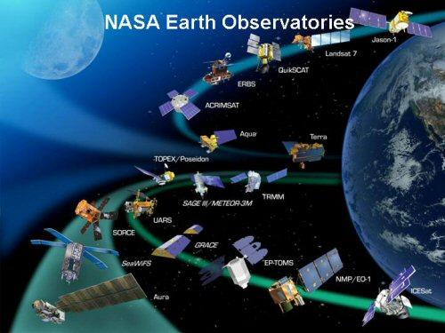 06 500 NASA Observatories