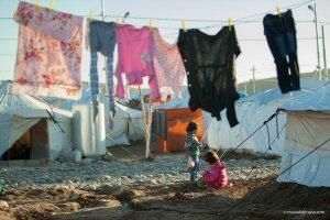 01 300 Syrian refugee camp