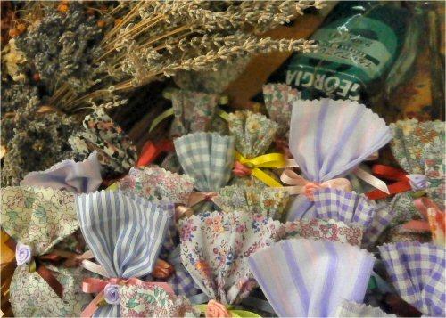 06 500 20151128 XmasInShihoya02 Lavender bags