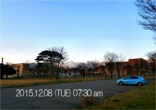 04 500 20151208 0730 Parking Myoko01