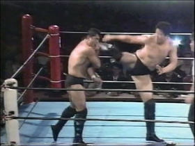 前田vs高田@新生U2戦目
