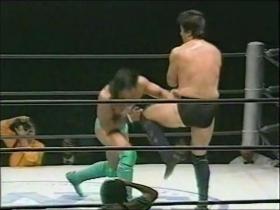 前田vs船木1