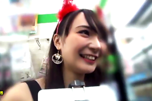 【ハロウィンナンパ協奏曲】渋谷で奇跡のハメ撮り成功wwwwww