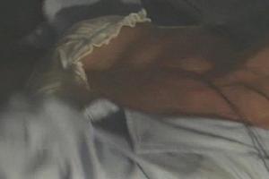 武井咲!テレビで乳首がハミ出しNGwww